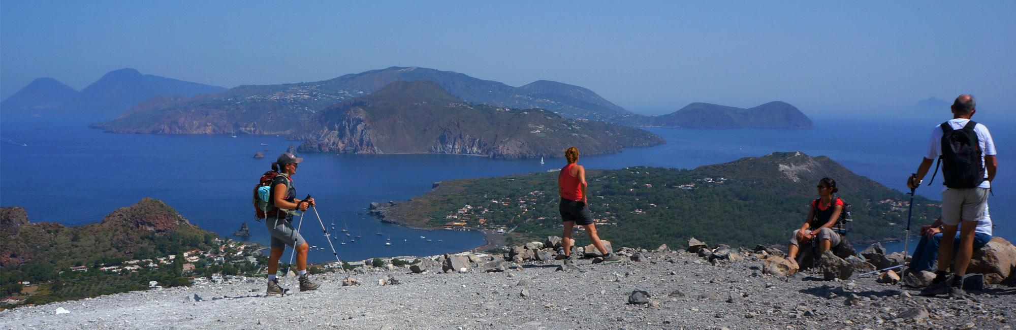Sicily volcanoes and islands tour