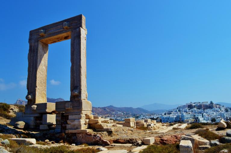 Temple of Apollo Naxos