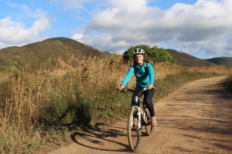 Cycling the Rota Vicentina