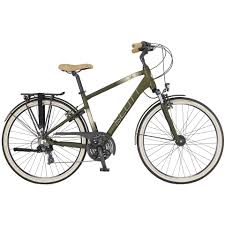 Hybrid bicycle Scott Sub Comfort 20